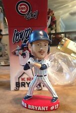 Kris Bryant Iowa Cubs Bobblehead Chicago Bobble MVP Rookie of the year