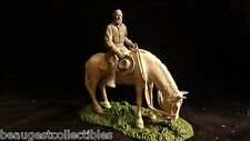 Conte ACW57132 Robert E. Lee   GENERAL CONFEDERATE American Civil War pewter