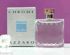 Azzaro Chrome Miniatur Eau de Toilette 7 ml EDT