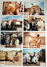LUCKY LUKE * 15 Aushangfotos - TERENCE HILL - 15 German  Lobby Cards