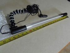 """PDR 20"""" Portable Light Lamp With 17' Cord 12v AC-DC Cigarette Plug. PDR Tools"""