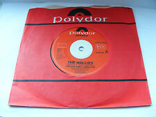Hollies  The Air  That  I  Breathe    Austrian   IMPORT  /  No  More  Riders  7""