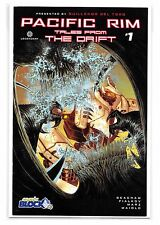 PACIFIC RIM TALES FROM THE DRIFT #1 - ComicBlock Variant - Legendary Comics!
