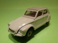 DINKY TOYS 1413 CITROEN DYANE - 1:43 - RARE SELTEN - GOOD CONDITION