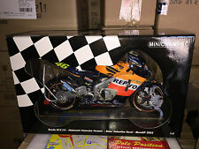 1:6 MINICHAMPS HONDA  RC211V GP 2002 W.C. ROSSI NEW RARE FREE SHIPPING WORLDWIDE