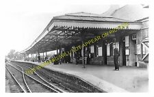 Barnstaple Town Railway Station Photo.Wrafton & Ilfracombe Line. L&SWR (9)