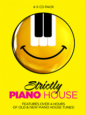 "STRICYLY PIANO HOUSE                ""VOLUME 1""   (SPH2015)"