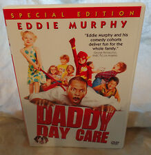DADDY DAY CARE--EDDIE MURPHY--STEVE ZAHN--DVD--L@@K