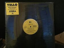 "YELLO TREMENDOUS PAIN12"" 1995 4TH & BROADWAY 162-440 608-1 SEALED HYPE STICKER"