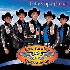 CD NEW/Sealed Los Reales De Nuevo Leon, Entre Copa Y Copa
