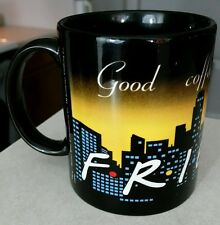 Friends TV Show 12 oz Coffee Mug Cup Mint Condition Good Coffee Good Friends