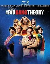 Big Bang Theory Seventh Season Seven 7 Blu-ray Brand New CBS Sheldon 24-Episodes