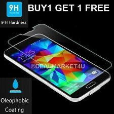 100% Genuine Gorilla Tempered Glass Film Screen Protector Samsung Galaxy S5