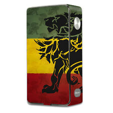 Skins Decals for Laisimo L3 Touch Screen 200w Vape Mod / Rasta Lion Africa