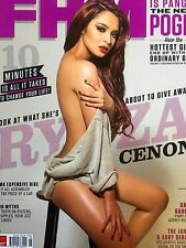 FHM Philippine Magazine RYZA CENON May 2013  Voted#75 -FHM100 SEXIEST 2016