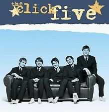 Angel To You (Devil To Me) [Single] by The Click Five (CD, Mar-2005, Lava) NEW