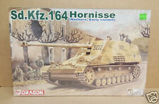 Dragon #6165 Sd.Kfz. 164 Hornisse Nashorn, Early variant 1/35 Scale Military Kit