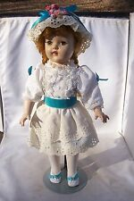 """VINTAGE RARE 1950'S UNIVERSAL BABY BARRY DOLL MADE IN U.S.A. 170 ~ 16"""" WALKER"""