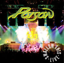 Swallow This Live by Poison NEAR MINT FATBOX CLUB ISSUE 2CD