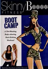 BRAND NEW DVD // Skinny Bitch - Bootcamp // SEE PHOTO FOR DETAILS// WEIGHT LOSS