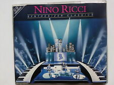 NINO RICCI - SYNTHESIZER CLASSICS  CD RARE PROMO! LIKE NEW 16 TRK KLASSIK MOZART