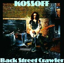 Paul Kossoff - Back Street Crawler NEW CD