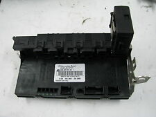 Mercedes C class W203 rear fuse box SAM unit A2035450701 used 2002