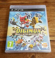DIGIMON ALL-STAR RUMBLE Jeu Sur Sony PS3 Playstation 3 Neuf Sous Blister VF