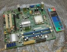 Acer Veriton M275 G41M07-1.0-6KSH Socket 775 Motherboard with E7500 & Backplate