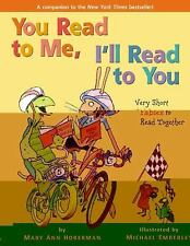 You Read to Me, I'll Read to You: Very Short Fables to Read Together-ExLibrary