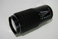 Pentax Takumar-A 70-200mm F4 Macro Manual Focus Lens K Mount