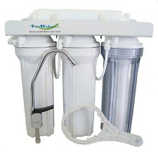 zero waste ! Household 4 stage Water Filtration drinking System WH-4T