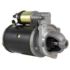 Lucas Style Lister ST2 ST3 Diesel & Nuffield Tractor Petrol 12V Starter Motor