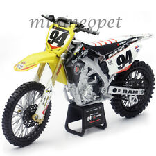NEW RAY 57747 SUZUKI RM-Z 450 #94 DIRT BIKE MOTORCYCLE 1/12 KEN ROCZEN