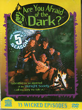 Are You Afraid of the Dark? Season 5  BRAND NEW  SEALED