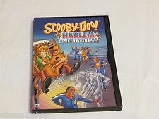 Scooby-Doo Meets the Harlem Globetrotters DVD, 2003 RARE basketball movie