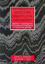 The Techniques of Modern Structural Geology, Volume 3: Applications of Continuum