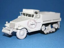 Tank Workshop 1/48 M3 / M3A1 Half-track US Army Personnel Carrier (Resin) 48056