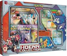 Hoenn Collection Booster Box Mega Primal Groudon EX Pokemon TCG Phantom Forces
