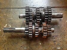 Suzuki RM250 Engine Transmission  RM 250  1978 Gears Shaft Sprocket