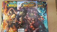 Alternative Comic lot warcraft from video game? 1-25 vf+ bagged 2008