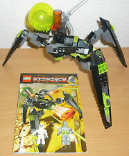 LEGO exo force 8104 shadow Crawler v. 2007 + Optimiséa
