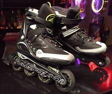 Rollerblade Spiritblade SG5 Bio Dynamic Inline Skates MEN'S Size 10 80mm Wheels