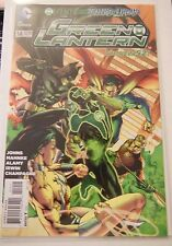 GREEN LANTERN #14 RISE OF THE THIRD ARMY THE NEW 52! Geoff Johns