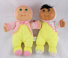 "Cabbage Patch Kids CPK Cloth Baby Doll Lot 11"" 2009"