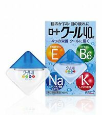 Rohto Cool 40a Alpha 12ml Vitamin Eye Drops from Japan