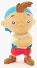 *CUBBY Disney JAKE & THE NEVER LAND PIRATES PVC TOY Figure CAKE TOPPER FIGURINE*