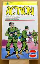 "ESCI ATOYS #1206 1/72 WWII German ""Afrika Korps"" - mint boxed set"
