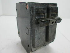 GE 60 Amp Circuit Breaker HACR Type Double Pole Electrical Replacement SKU V T