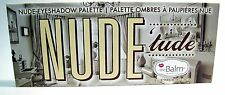 theBalm Women's The Nude'Tude Naughty Eyeshadow Palette Multi-Color